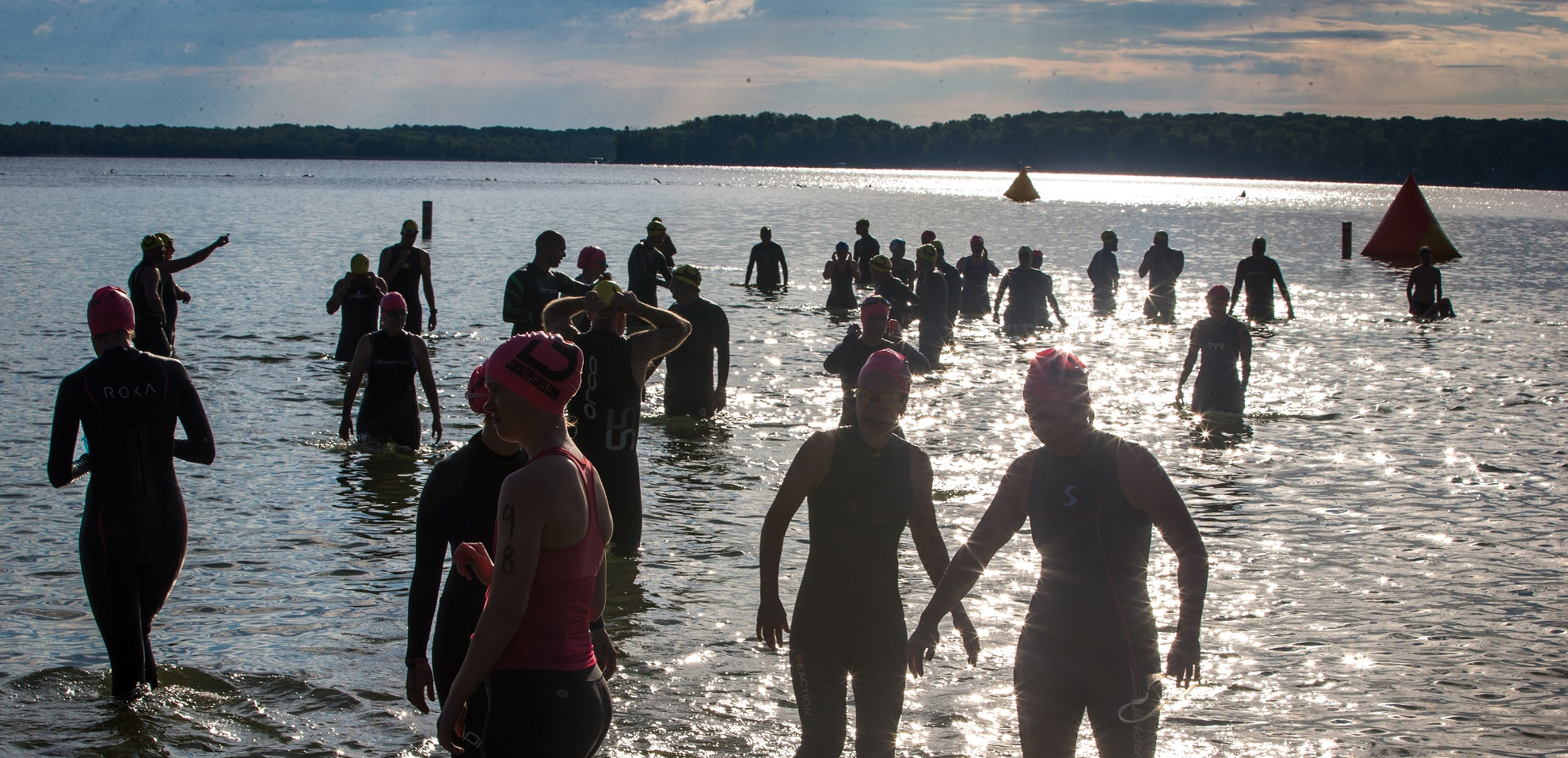 swimmers-at-Toughman-Michigan Home