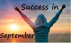 success-in-sept. You Are Awesome in August